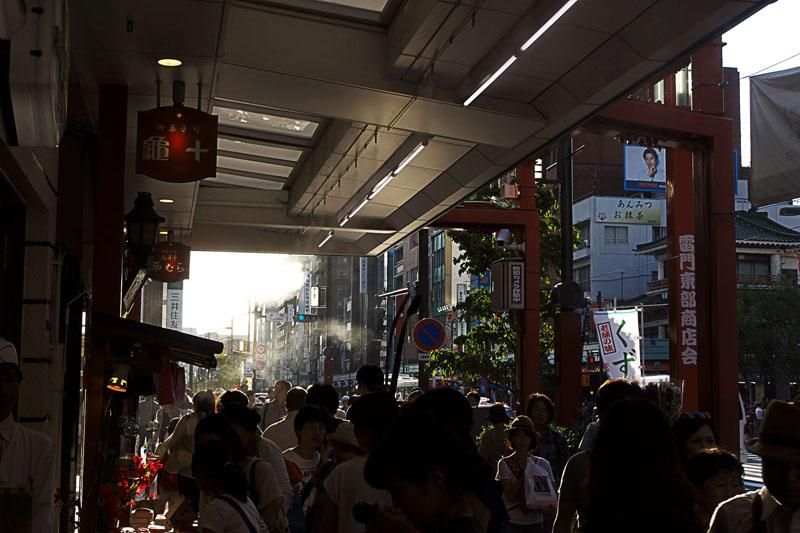 浅草寺ほうずき市 浅草の街