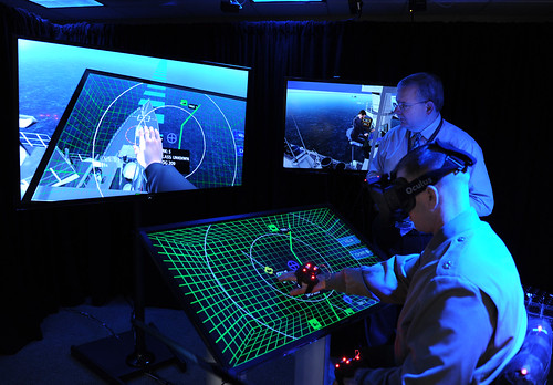 ONR explains Project BlueShark. | by Official U.S. Navy Imagery