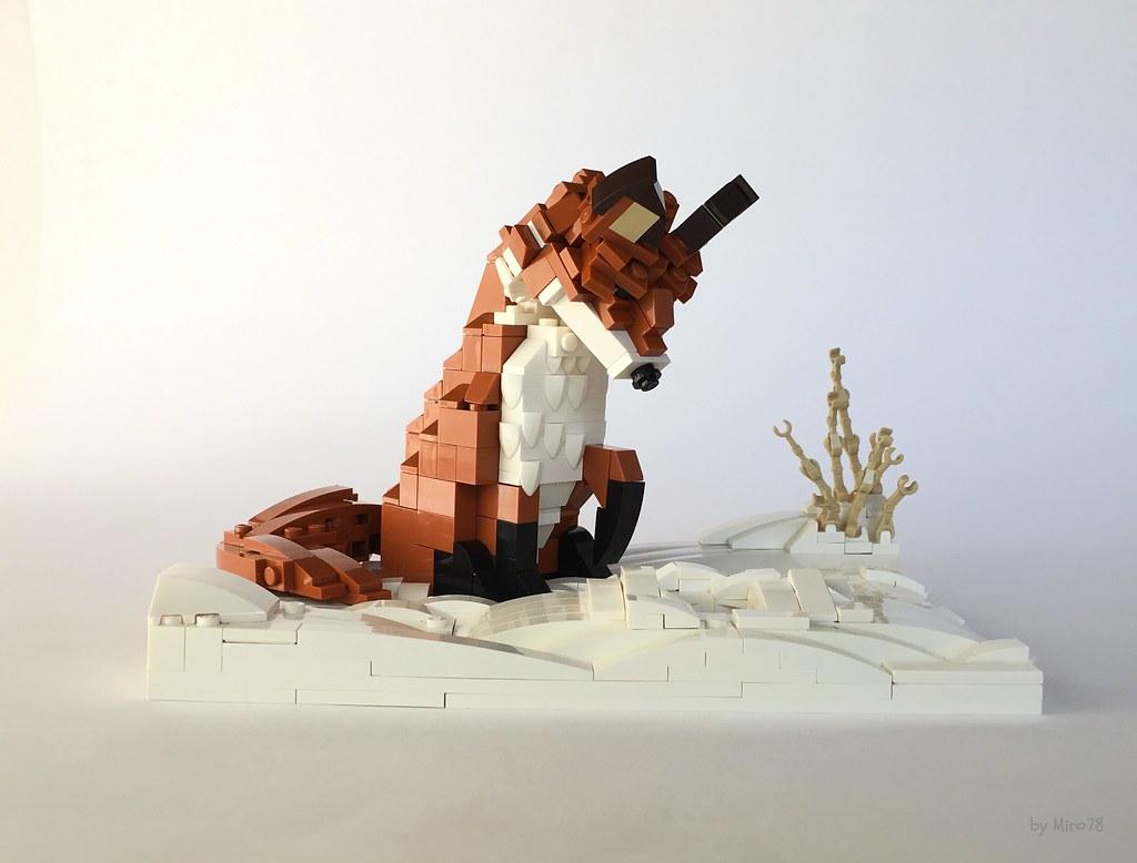Το Ζωικό Βασίλειο από LEGO  - Σελίδα 6 30899226015_bf57e9eef5_b