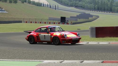 Porsche 911 RSR - Gelo Racing - John Fitzpatrick - European GT 1975 (3)