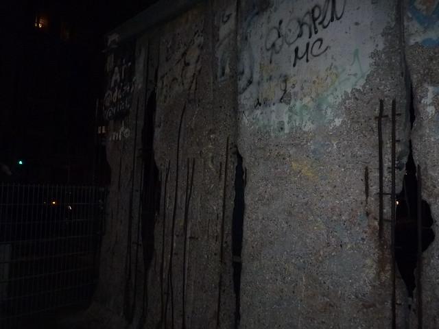 Reste der Original Berliner Mauer