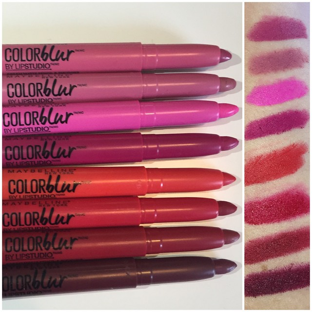 Maybelline New York Colorblur Lipstick