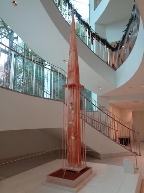 William Christenberry: Dream Building (for Birmingham), Birmingham Museum of Art
