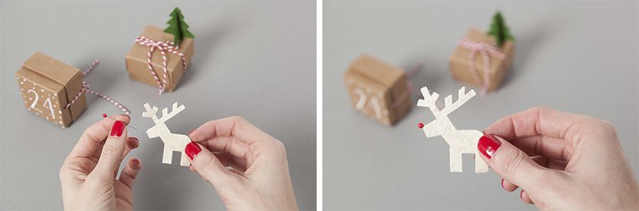 DIY Calendario de adviento · DIY Advent Calendar · Fábrica de Imaginación · Tutorial in Spanish
