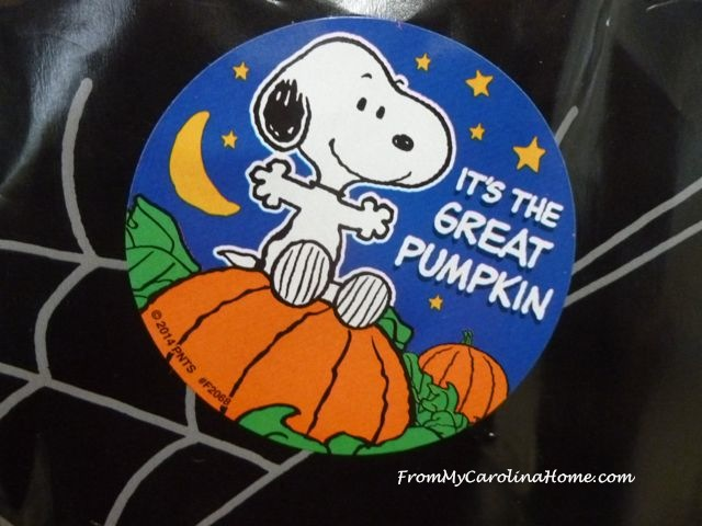 Being the Great Pumpkin ~ From My Carolina Home