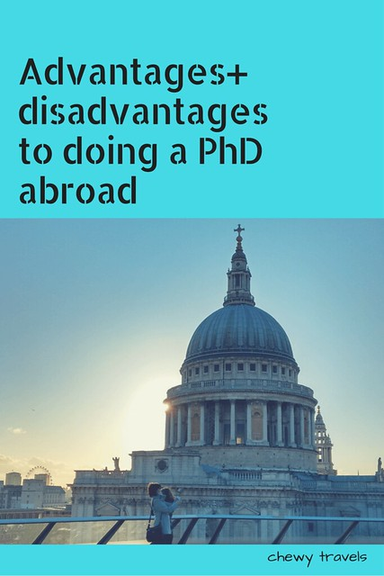 Doing a PhD Abroad