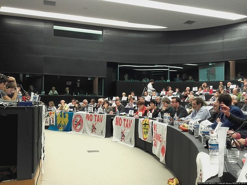 #GPII #Strasbourg #PE 2016-1026 Remise de la sentence du TPP au Parlement Européen 20161026_182959