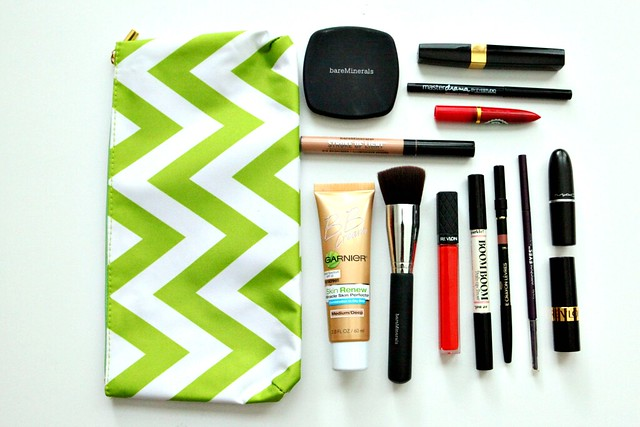 Travel Essentials Makeup