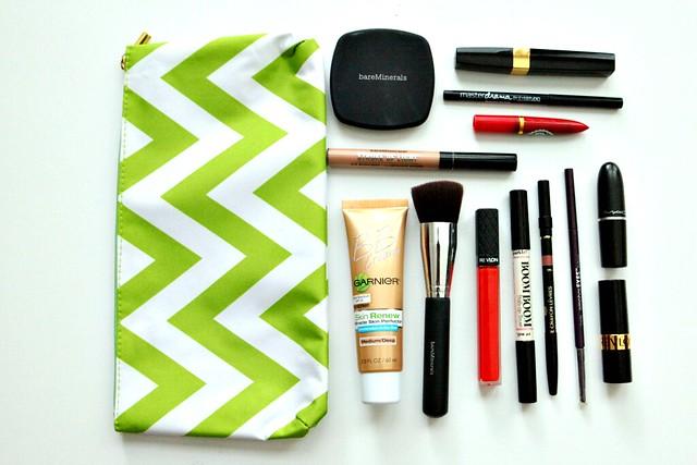 Travel Essentials Makeup