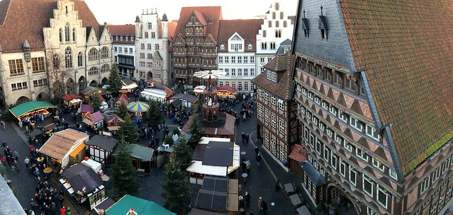 Hildesheim Christmas market Germany 61