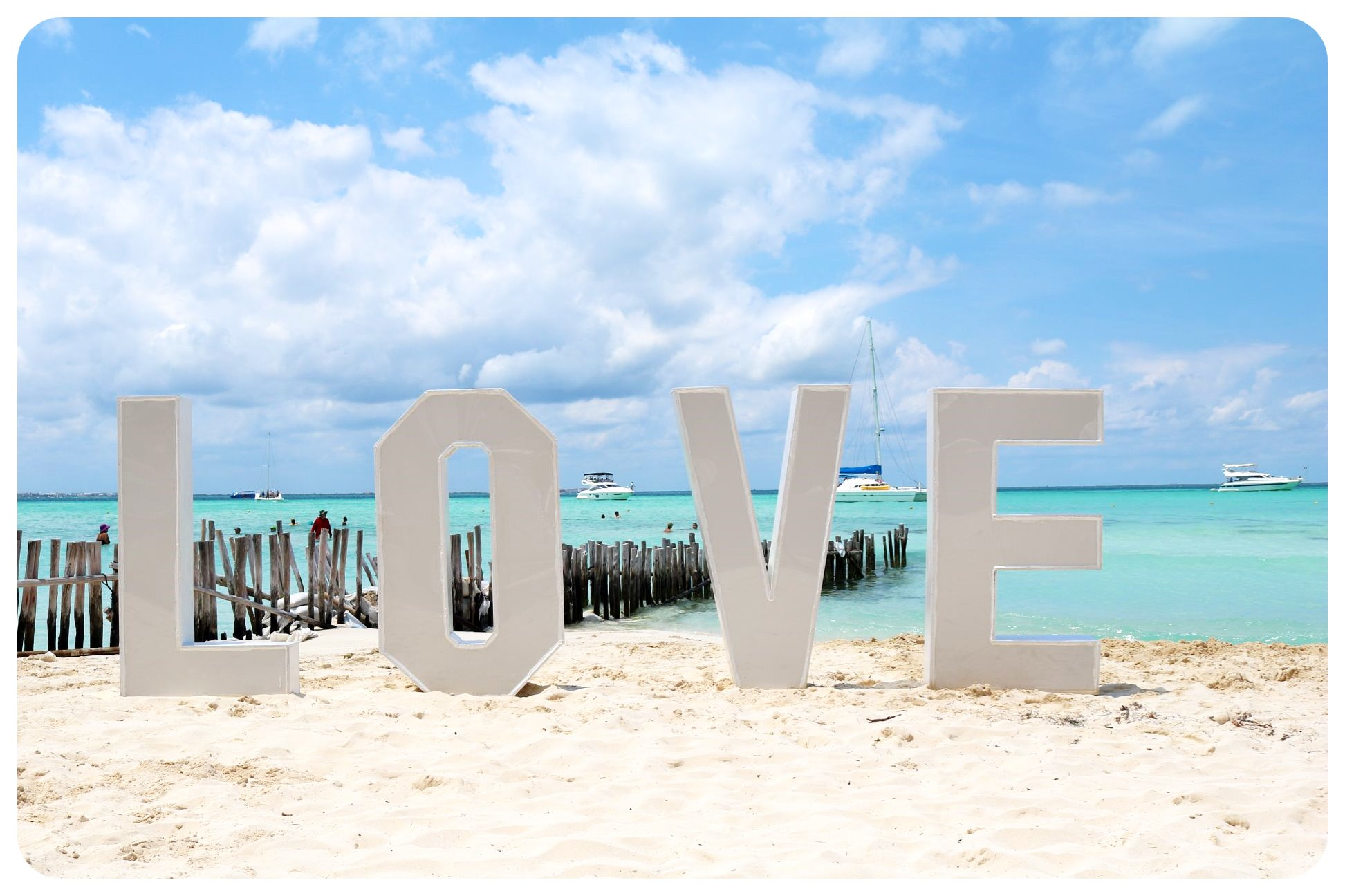 isla mujeres love