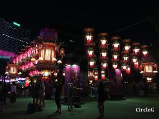 CIRCLEG 遊記 香港 銅鑼灣 維多利亞公園 維園 花燈會 綵燈會 2016 (15)