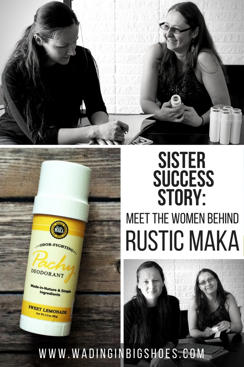From Poland to Pachy: The Story Behind Rustic MAKA // Go behind the scenes of Rustic MAKA with co-founders and sisters, Kasia Rothe and Monica Stakvel! Learn about their backstory, including growing up in communist Poland, moving to the United States, and creating a thriving Michigan business!