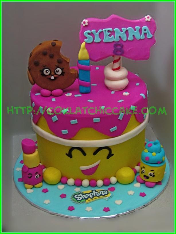 Cake Shopkins