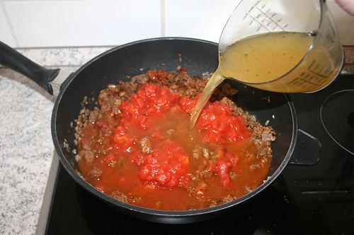 36 - Gemüsebrühe hinzufügen / Add vegetable stock