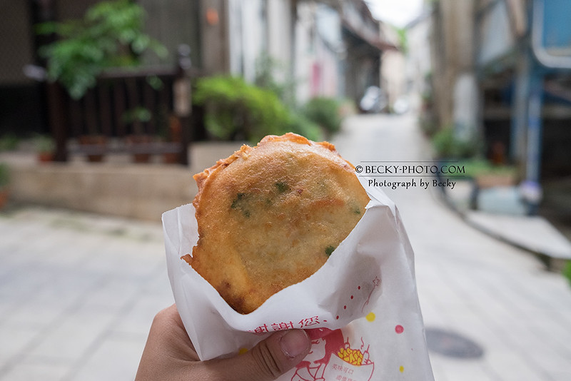 2016.馬祖美食阿珠虫弟餅