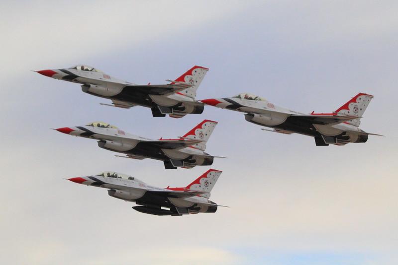 IMG_5224 Thunderbirds, Nellis AFB Air Show