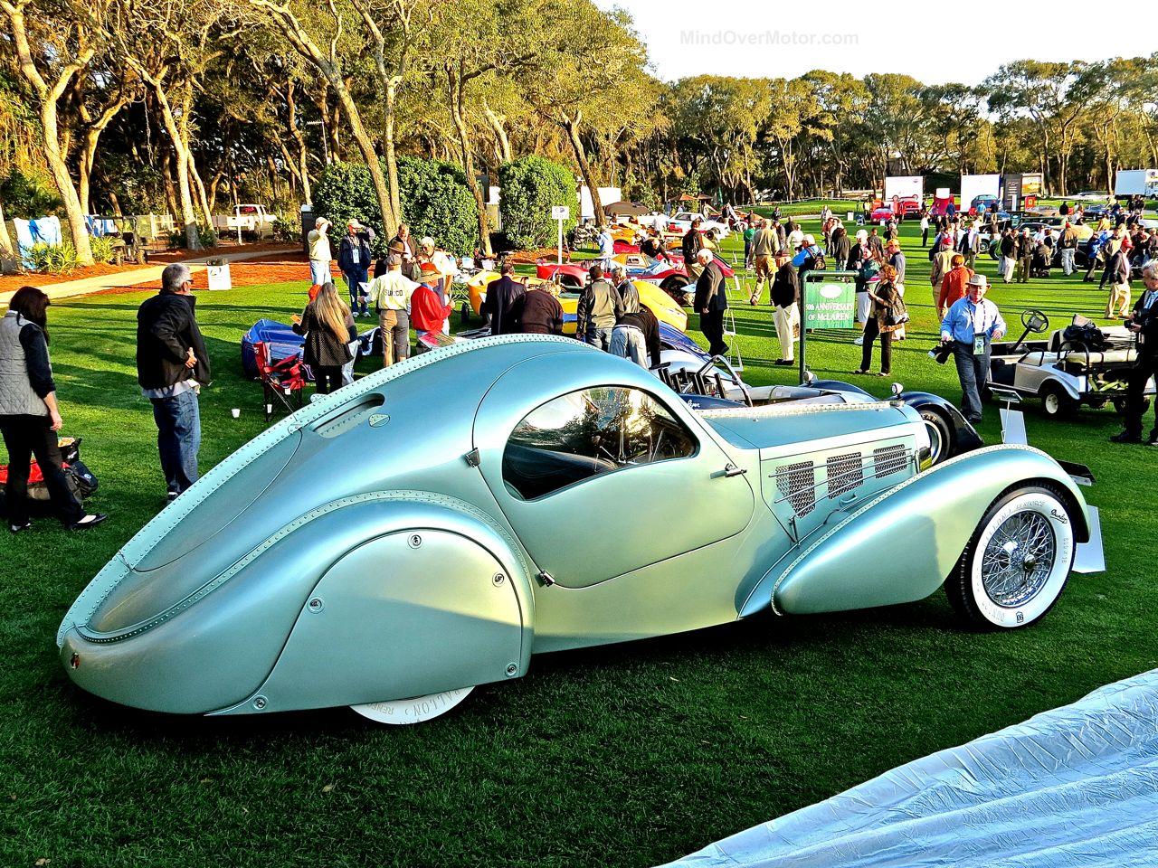 Bugatti Type 57 Aerolithe Amelia 9