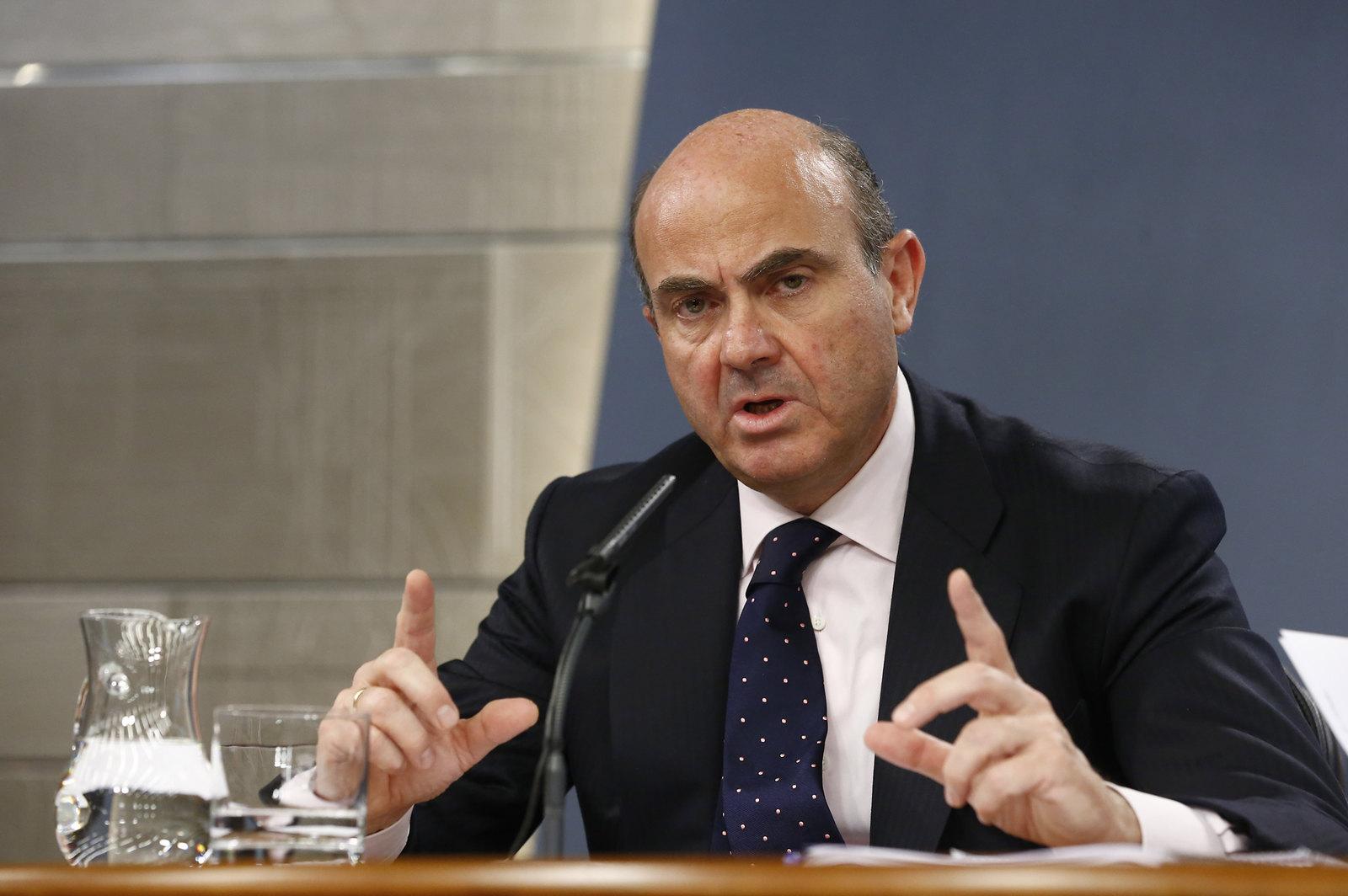 El ministro de relaciones (económicas) con Europa