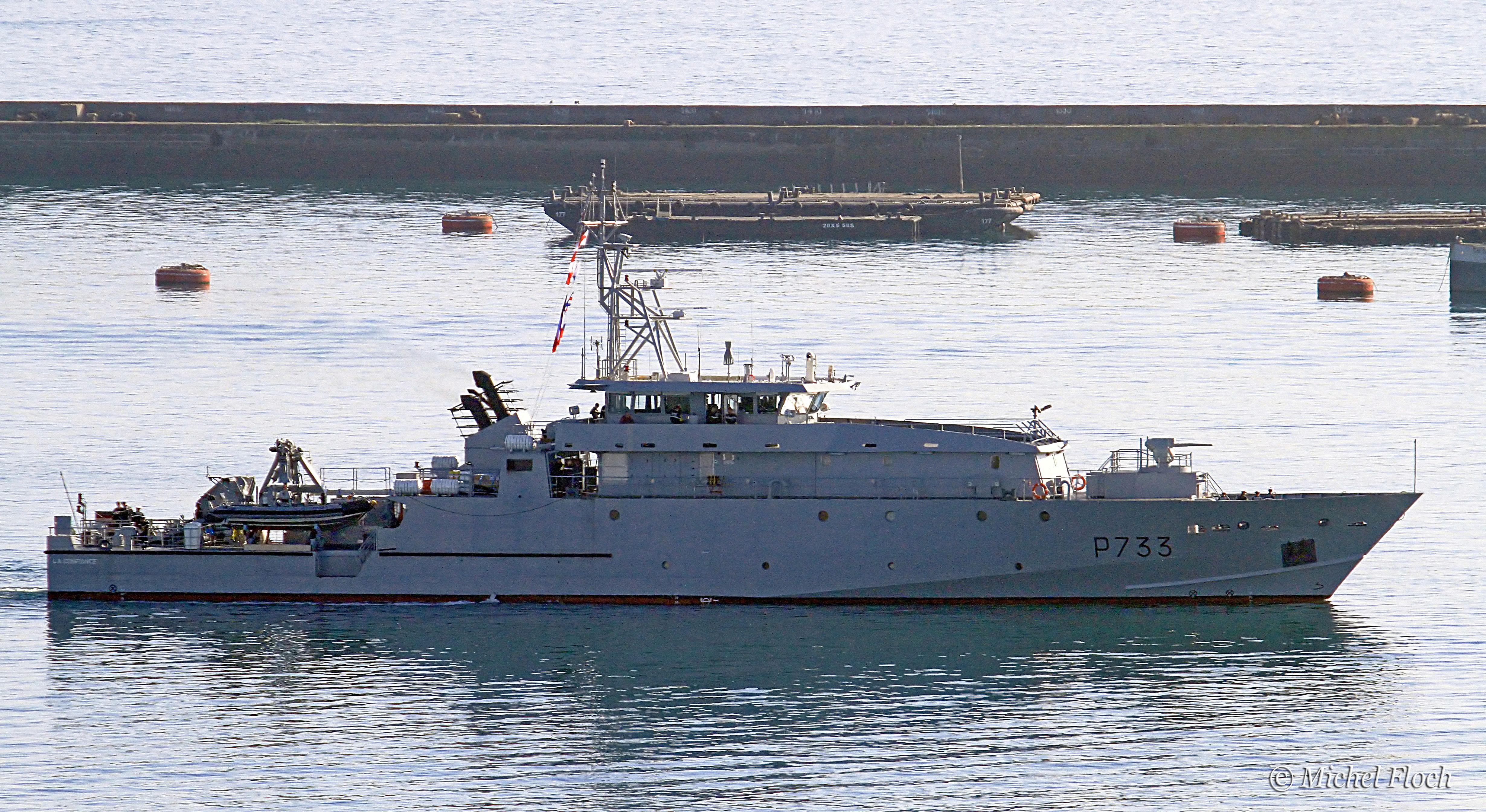 Les patrouilleurs de la Marine Nationale - Page 3 30078795663_7aba9c55a5_o