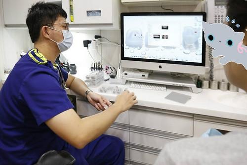 板橋絕美牙醫利用顯微鏡技術,讓我的缺牙不再露臉啦~ (11)(調整)