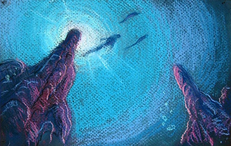 La Sirenita Arte 00053