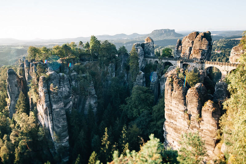 Bastei / GERMANY