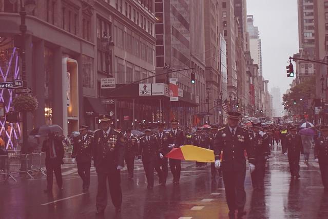 Desfile día de la Hispanidad 2016