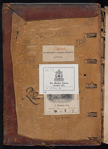 Gotfridus Vorowiensis: Lumen animae - Bookplates