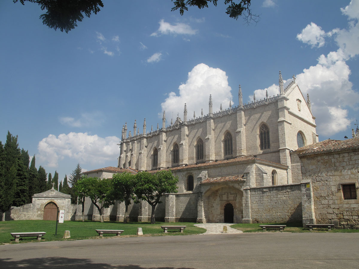 cartuja de miraflores_burgos_patrimonio_ruta no turistica_monjes cartujos