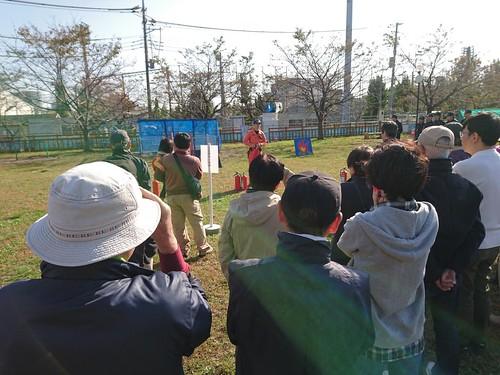 20161106_郷町会防災訓練