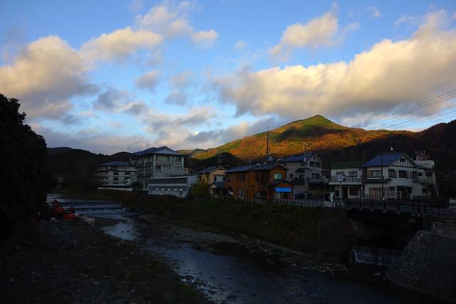 2016/12 松ヶ崎橋から #01