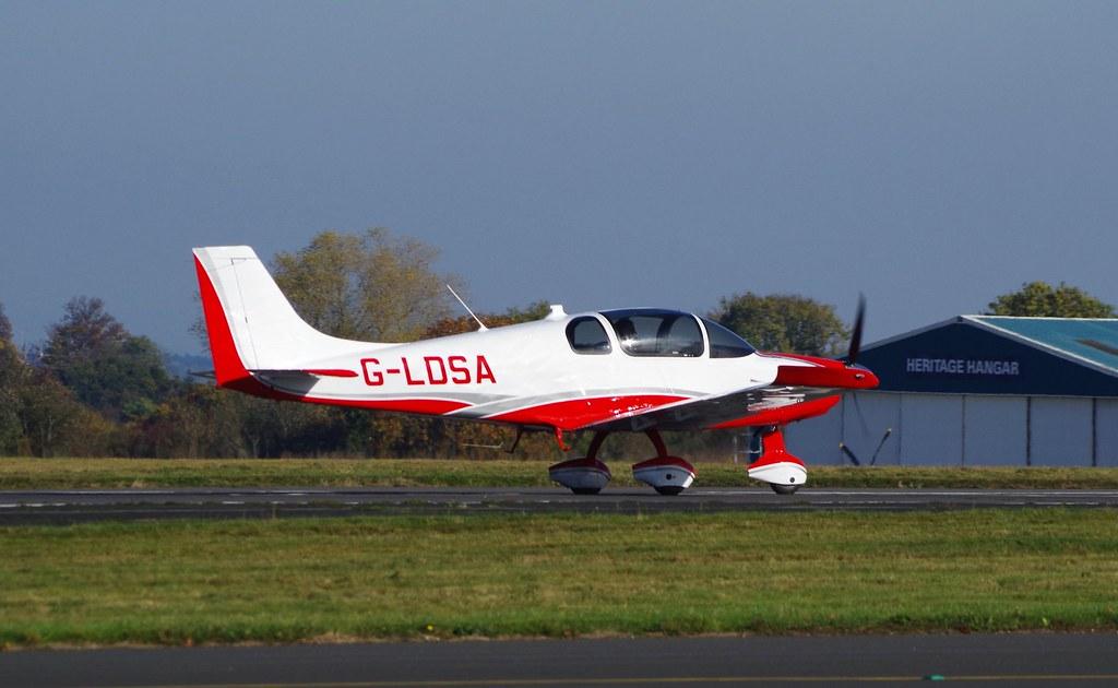 Biggin Hill 27 10 16 Civilian Aviation