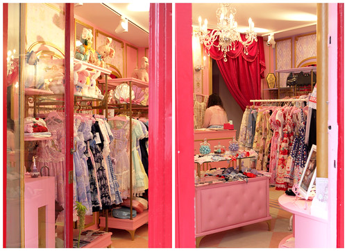 A Peek Inside Angelic Pretty