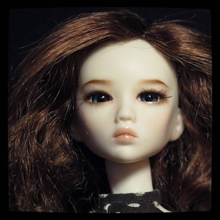 "#Milim doll from my collection: ""Dina"" mold, for #365days project 340/365"