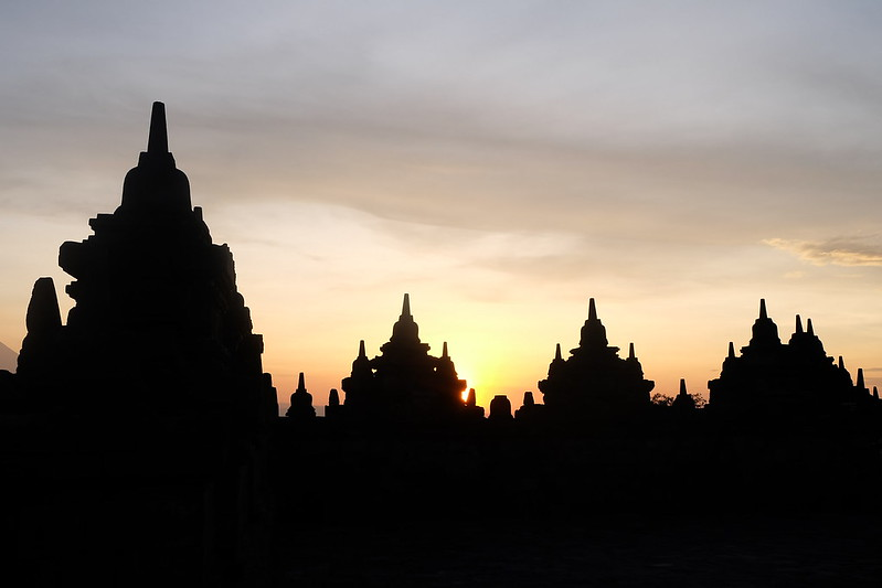trip of wonders indonesia borobudur temple