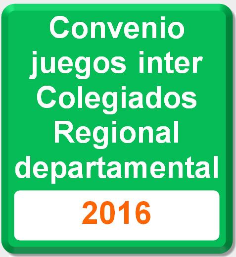 convenio intercolegiados regional departamental