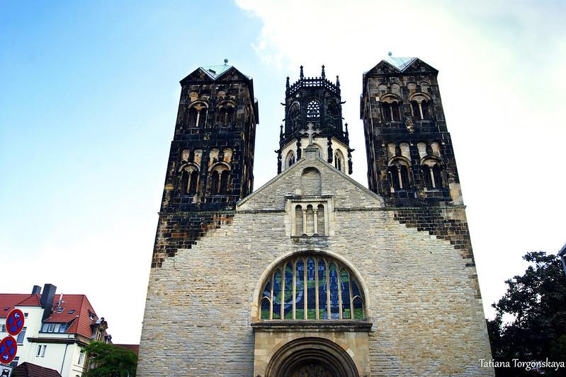 Церковь Святого Людгера