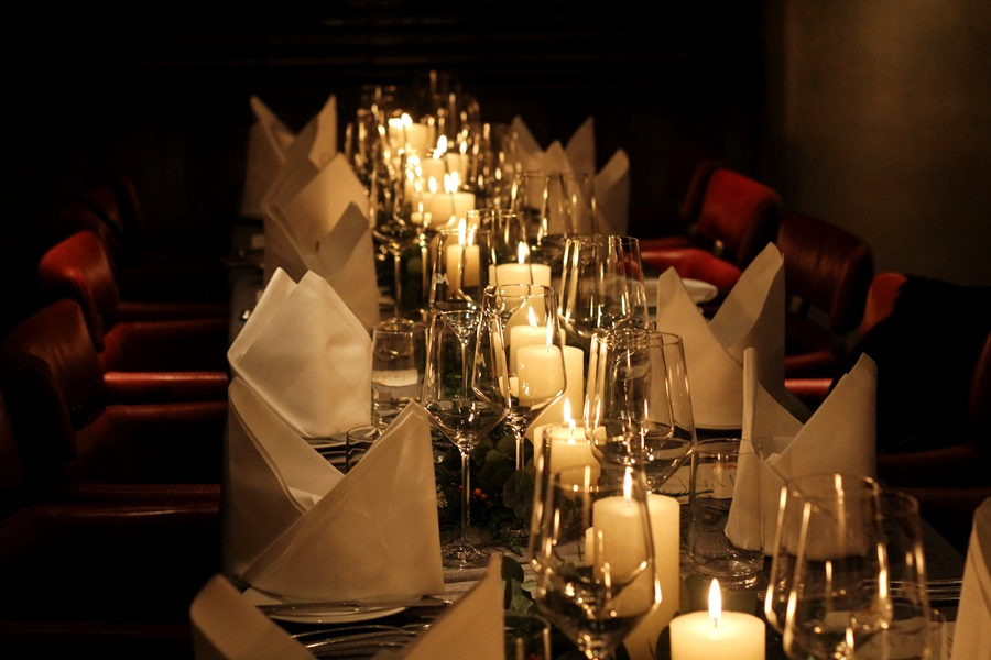 FRIENDSGIVING-Dinner w/ GLOSSYBOX