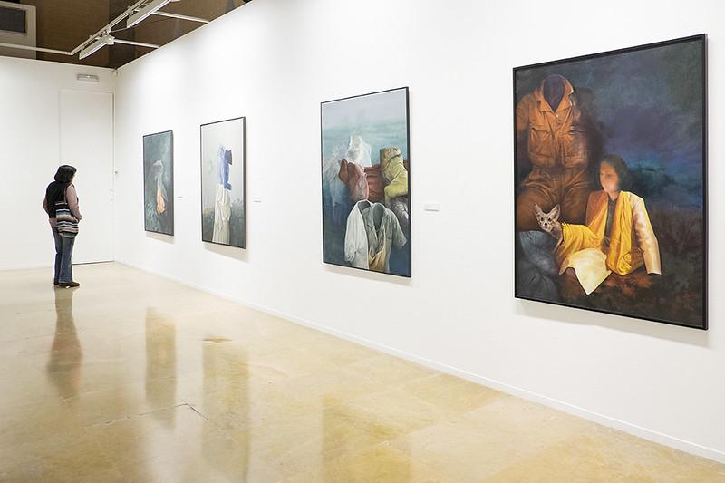Exposición Iris Lázaro
