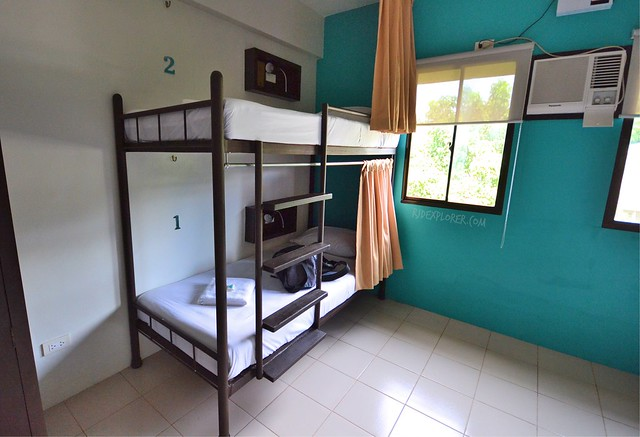 the hostelry Bacolod dorm rooms