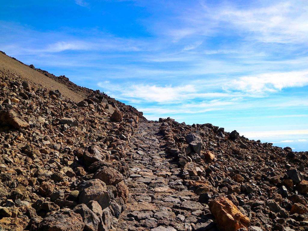 Sendero mirador Pico Viejo