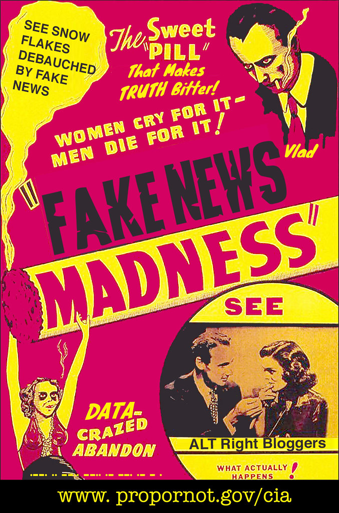 FAKE NEWS MADNESS