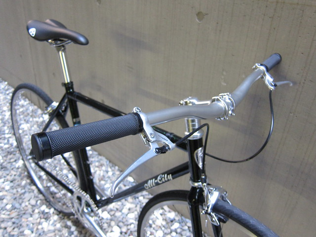 All City Big Block SPGR Front