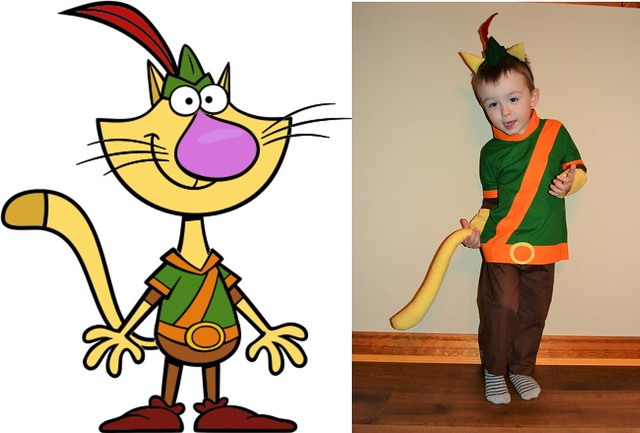 Nature Cat Comparison