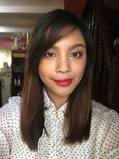 Patty Villegas - The Lifestyle Wanderer - Maybelline - Color Sensational - Vivid Matte Lipstick - Vivid 5