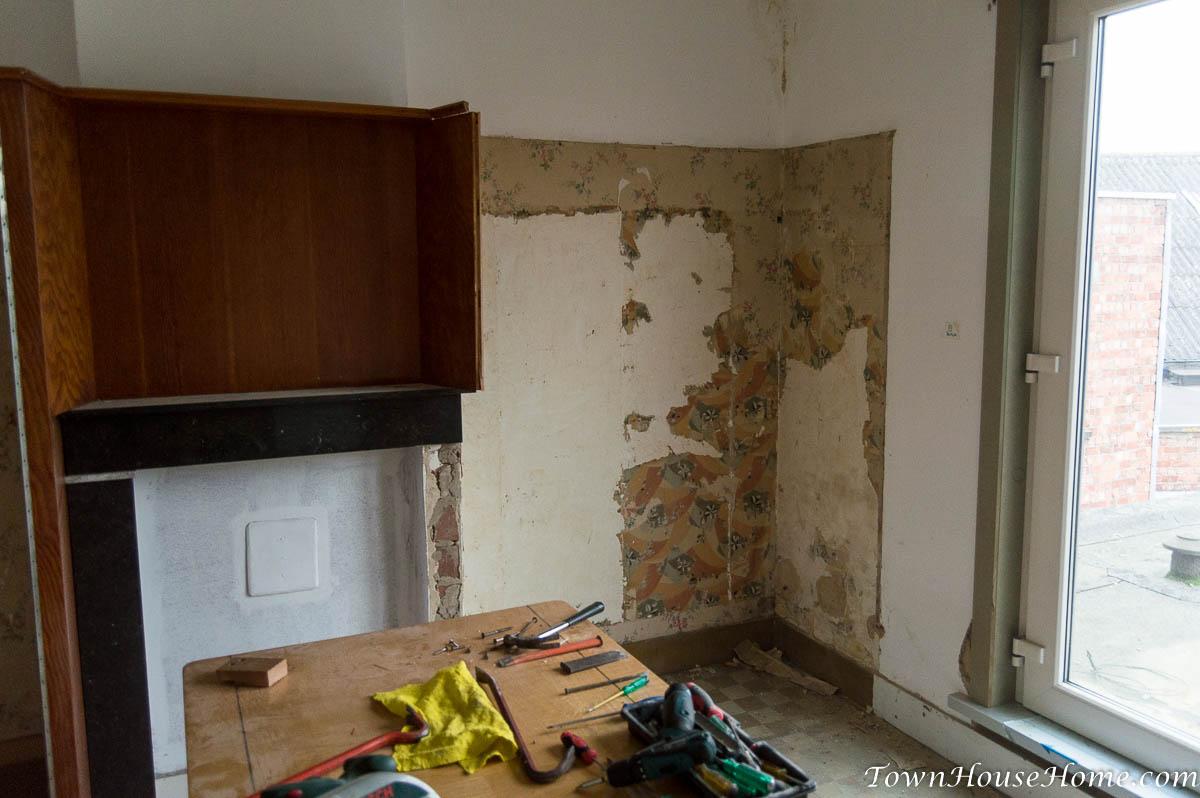 First floor demo 4