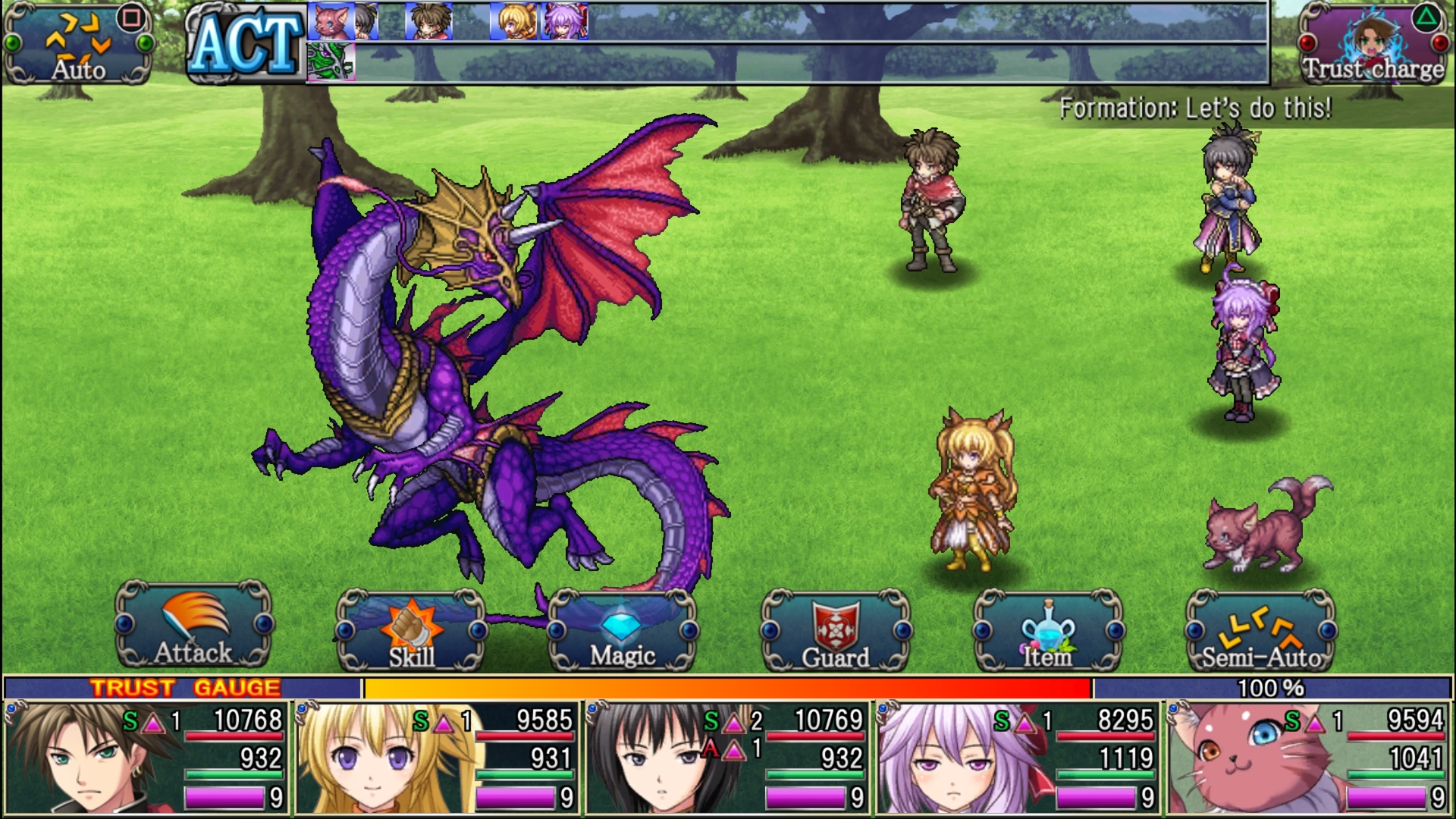 Old-school JRPG Asdivine Hearts rolling onto PS4, PS3 and PS Vita in ...