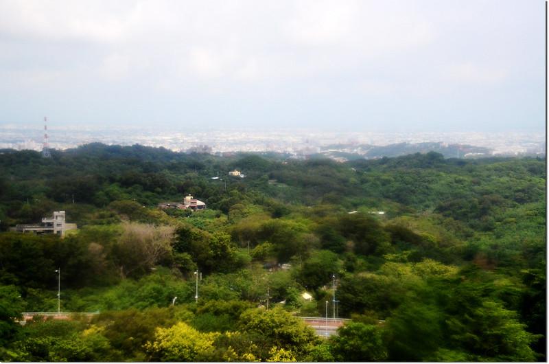 二崩崁山(銀行山)山頂展望 3