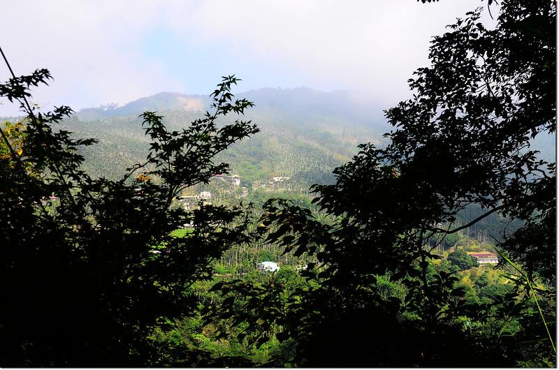 獨立山山頂展望
